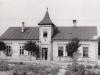 Evanjelická a hudobná škola (na rohu Moravskej a Požiarnej ul.) zachytená v roku 1979