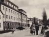 Ulica Červenej armády v 50. rokoch minulého storočia - dnes Ul. 1. mája