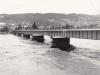 Povodňová hladina Váhu pri Púchove v r. 1958
