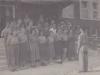 Slávnostné otvorenie nemocnice v Púchove (tiež tzv. Infekčné), ktorá bola postavená pre potreby obyvateľov v období výstavby Priehrady mládeže (50. roky)