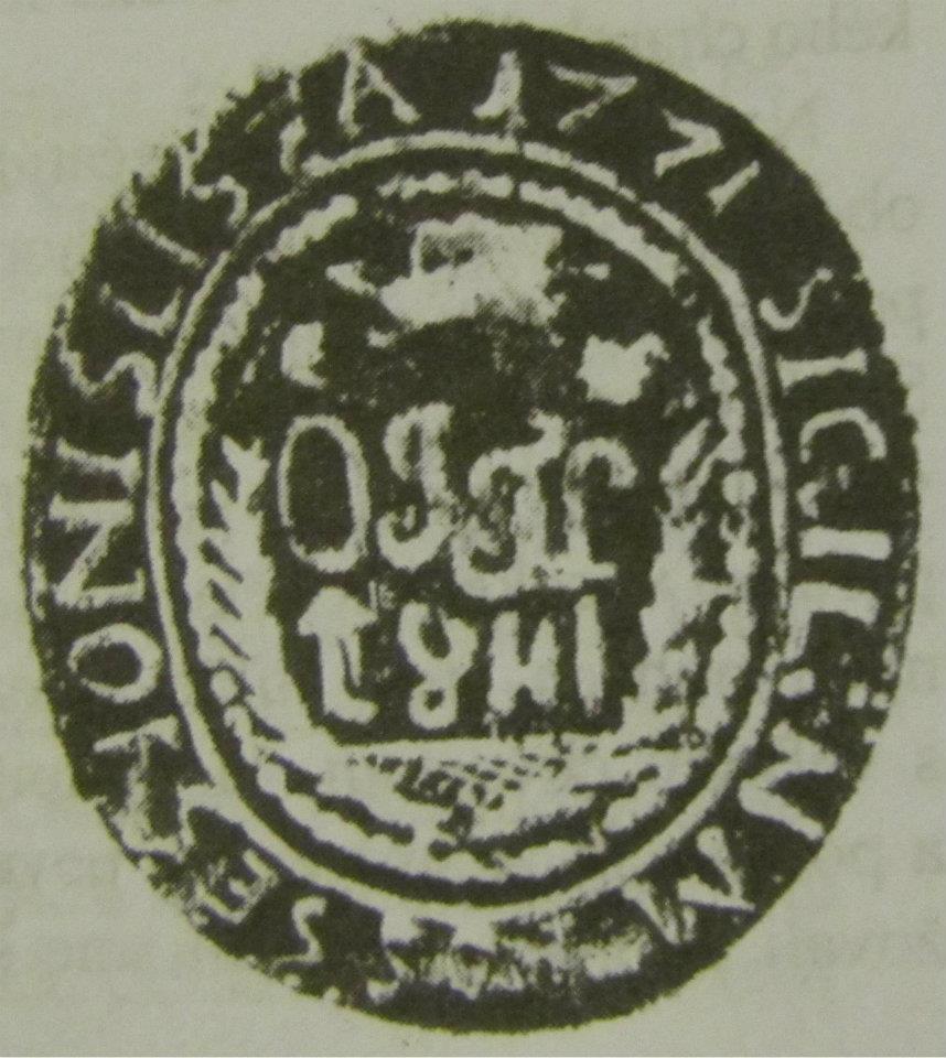erb Lysej z roku 1771