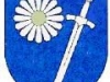erb Púchova používaný v r. 1986 - 1992