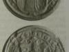 Odtlačok veľkej a malej pečate Lednice z r. 1602