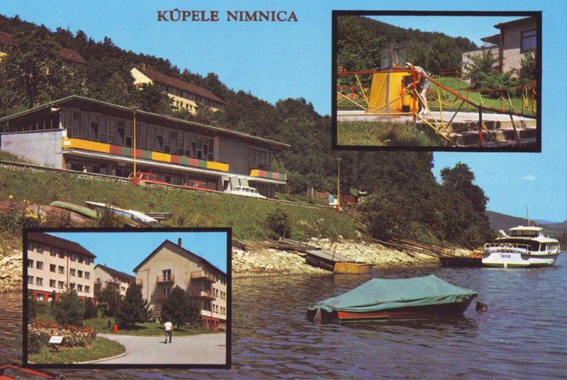 prístav a rešt. Kotva – v Nimnici
