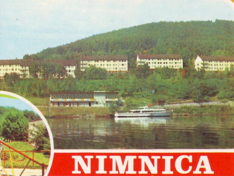 Nimnica Výrez pohľadnice