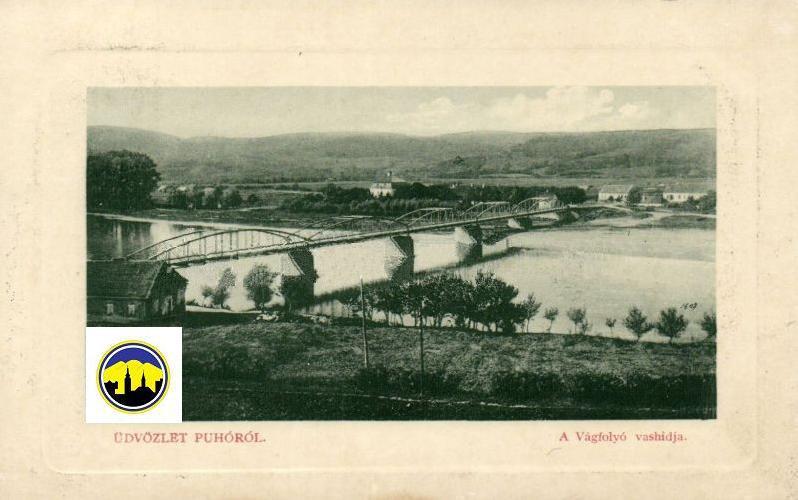Púchovský most na prelome storočí