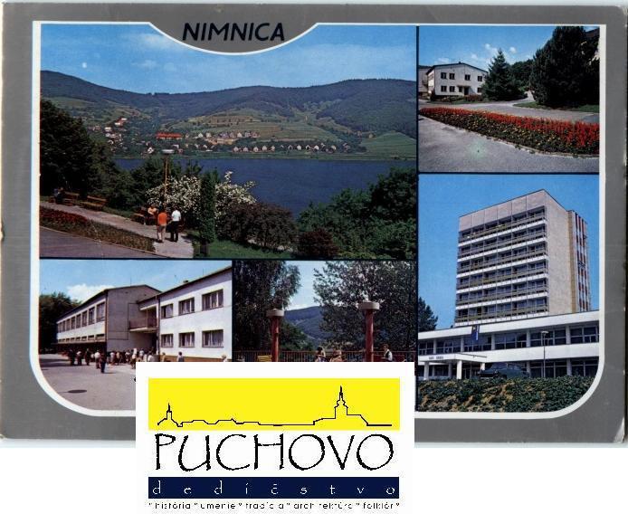 pohľadnica z Nimnice