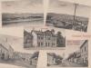 Posielame pohľadnicu z Púchova zo začiatku 20. storočia. Vtedajší Púchov reprezentoval vo svete panoramatický pohľad na mesto, pomerne nový a architektonicky zaujímavý most cez Váh z r. 1891, pôvodná budova železničnej stanice z r. 1883, a 2 najslávnejšie ulice v meste: vľavo Moravská a vpravo Námestie. Táto pohľadnica bola poslaná 1. júna 1910 Maďarskou kráľovskou poštou pani Hermíne Ostmannovej do západorakúskeho mesta Dornbirn.