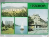 Pohľadnica Púchova a okolia z r. 1979