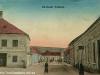 Moravská ulica okolo roku 1910 (pohľad smerom k