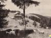 Letná idylka na pomedzí Slovenska a Moravy - chata Portáš v r. 1940