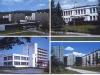 Púchov na pohľadnici z r. 1987: DK, ROH, Hotel,Ul. Obrancov mieru (od pána Olšovského)