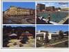 Púchov na pohľadnici z r. 1990: Rožák, DK, Kúpalisko, Salaš (od pána Olšovského)