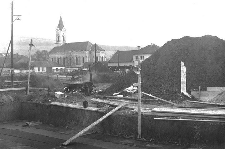 F. Urbánka vo februári 1954