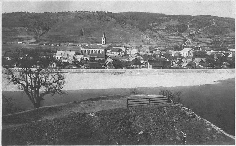 Púchov v roku 1930