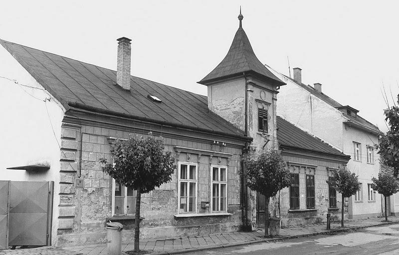 Evan. a hudobná škola na Moravskej ul.
