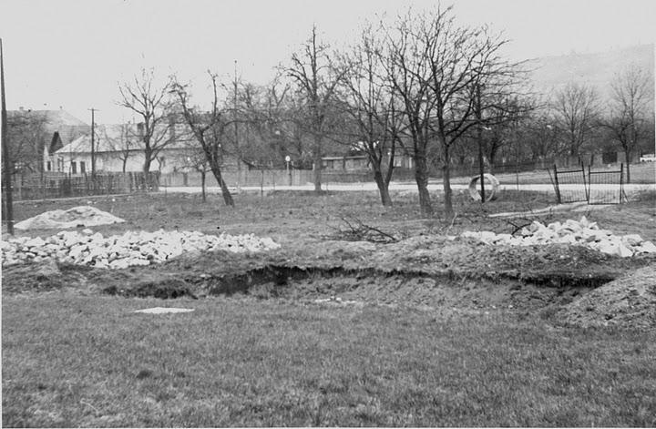 stavba starého kúpaliska (dnes cca Kaufland)