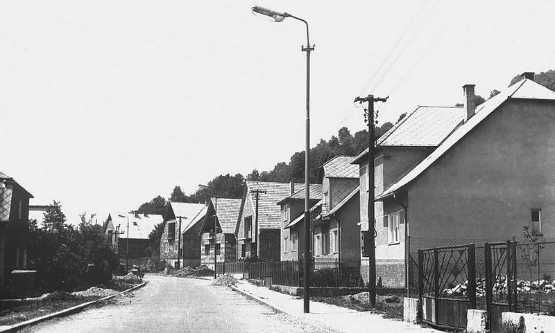 ul. J. Kráľa pod Lachovcom r. 1967