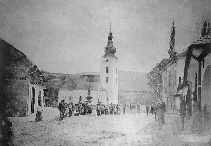 Námestie slobody na konci 19. storočia