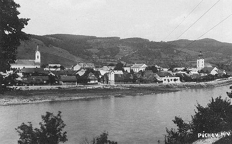 Púchov cca 1935