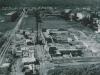 """Začiatok výstavby tzv. Závodného klubu ROH Makyta v Púchove, ktorý dnes väčšina obyvateľov regiónu pozná ako Dom kultúry s prívlastkom """"starý"""". Fotografia je približne z rokov 1968/1969."""