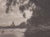 tzv. Horný park a rieka Váh v Púchove v časoch 1. ČSR - vznikla pravdepodobne v polovici 30. rokov