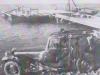 24. októbra 1946 sa z kompy, ktorá ešte premávala cez Váh, zošmyklo auto so 4 osobami. Nešťastie si vyžiadalo 3 mŕtvych, 1 osobe sa podarilo uniknúť z topiaceho sa auta. Na fotografiách, ktoré pochádzajú z knihy L. Ganáta - Horné Kočkovce (2015), vidieť mŕtvych, púchovský breh rieky a zničené auto...