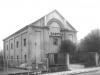 Predajňa nábytku v budove synagógy (cca 80. roky 20. storočia)