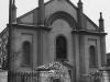 synagóga na dnešnej Moyzesovej (pešej z.) okolo r. 1940