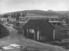 Výstavba volejbalovej športovej haly v Púchove v 70. r. 20. storočia