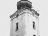 Oprava veže v 1953