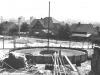 Výstavba domu s kruhovým pôdorysom na Ul. Janka Kráľa pod Lachovcom v 60. rokoch