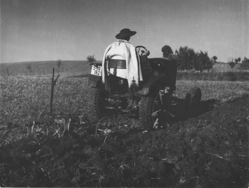 Orba v Púchovskej doline v cca 50. rokoch minulého storočia