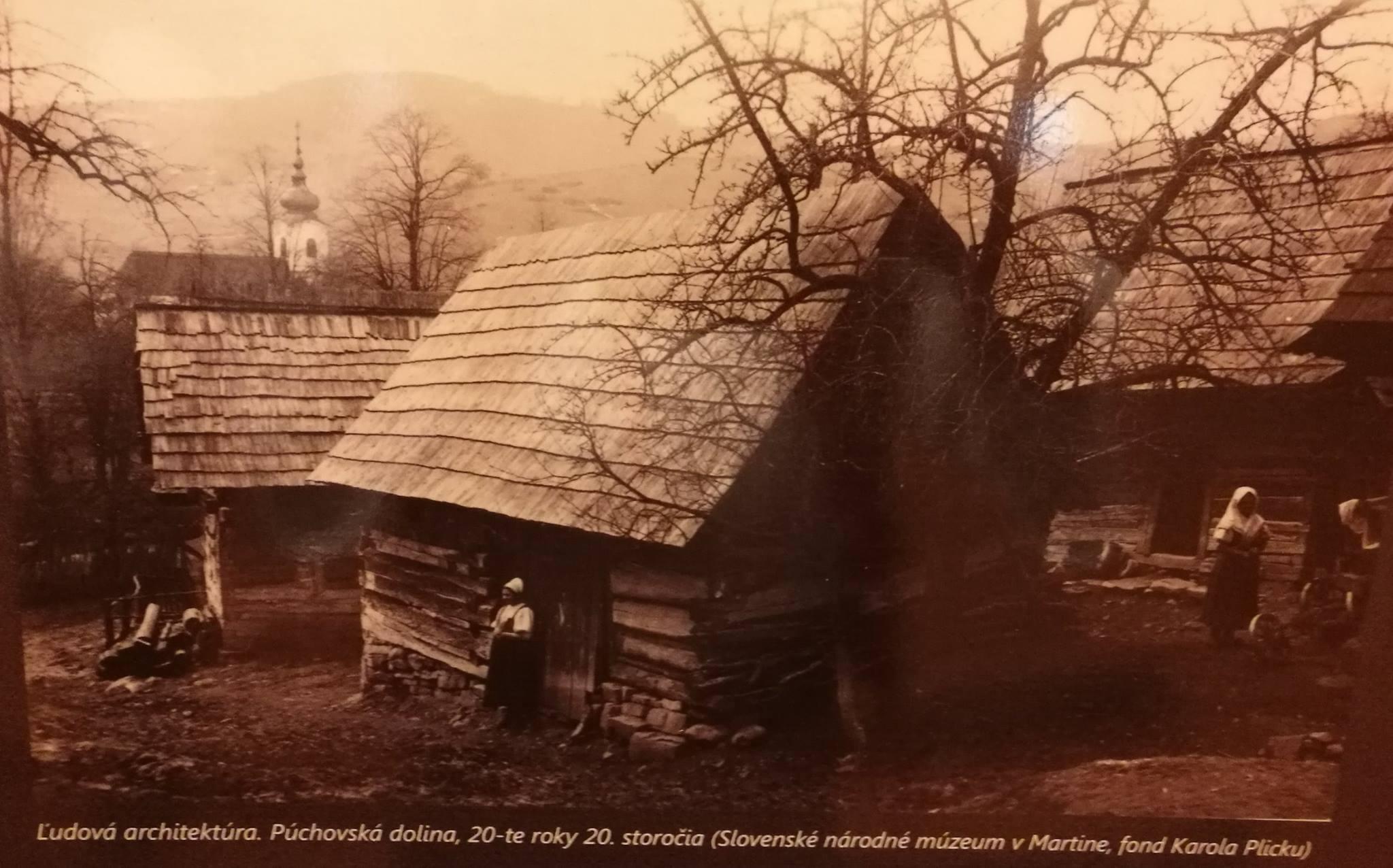 Lazy pod Makytou na fotografiách Karola Plicku