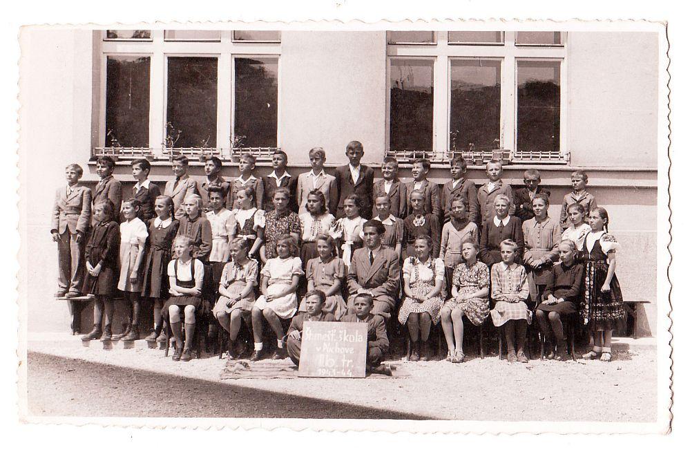 Štátna meštianska škola v Púchove v období tzv. Slovenského štátu (1941-1944)