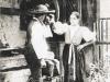 Fotografia P. Socháňa: Smädný šuhaj v Záriečí (Zdroj: Záriečie v obrazoch a spomienkach)