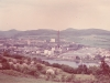 Gumárne 1. mája na fotografii na jar roku 1980
