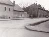Pohľad na Ulicu F. Urbánka v roku 1979 z Moravskej ulice