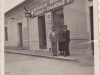 Asi najstaršia lekáreň v Púchove na Moyzesovej ulici (pešia zóna) - stála približne v miestach dnešnej lekárne pri fontáne