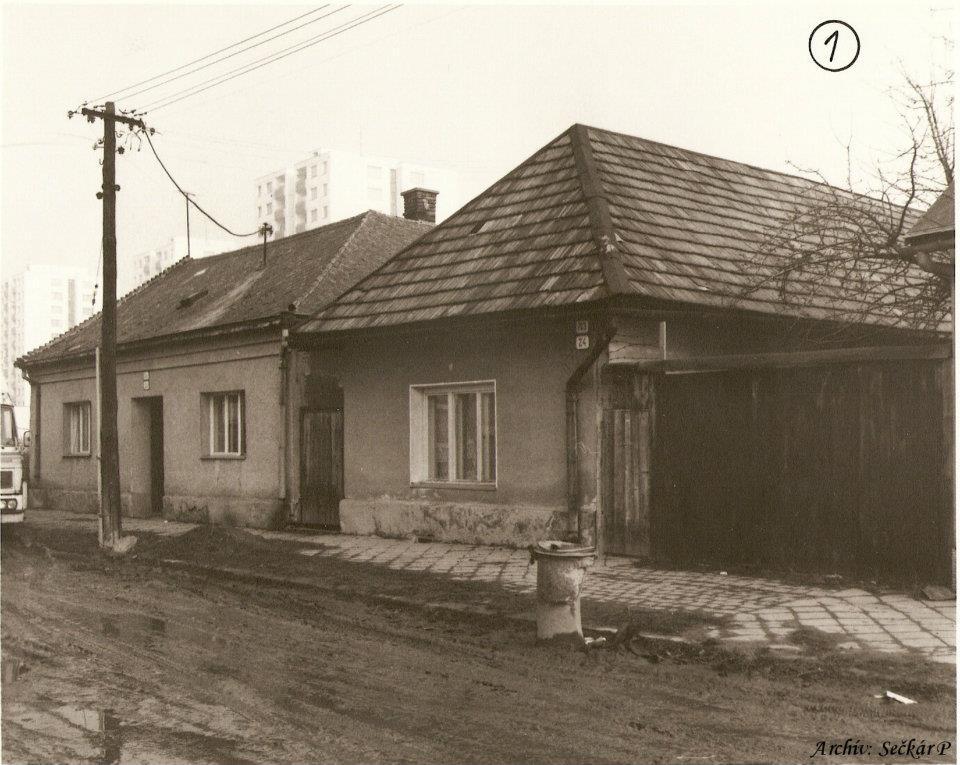 Moravská ulica