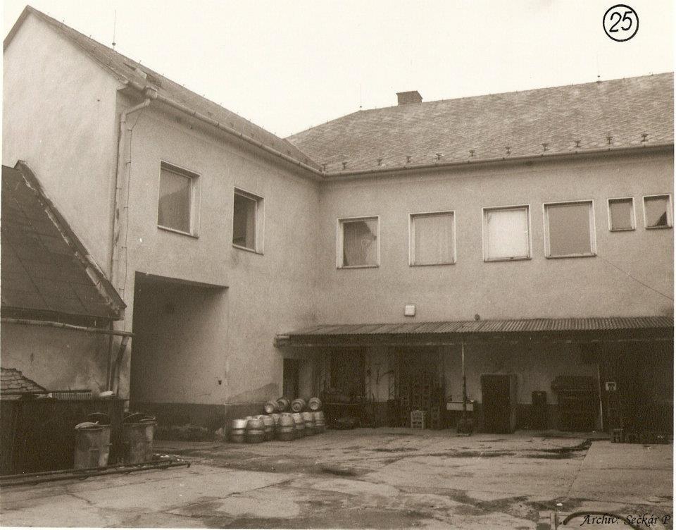 dvor Javorníka