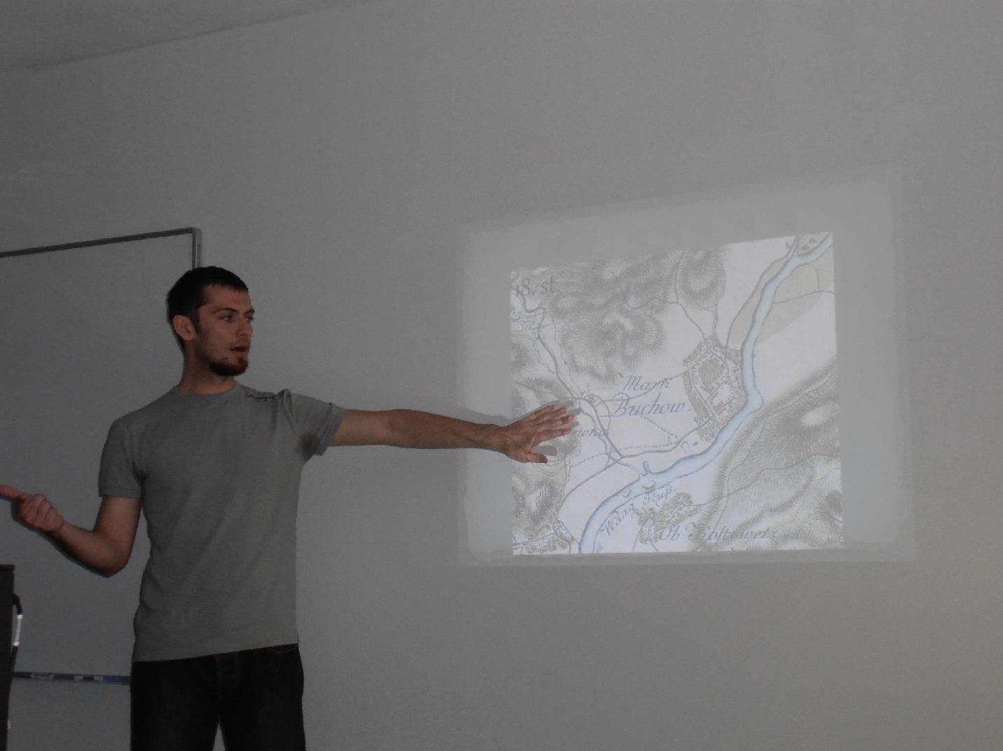 Prednáška z histórie mesta Púchov pri príležitosti ukončenia