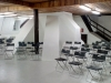 Rekonštrukcia podkrovných priestorov Župného domu zo skladu kníh na spoločenský priestor (2015)