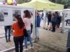 """Výstava """"Znamenia času"""" na pešej zóne v Púchove (9/2016)"""