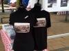 Produkcia tričiek a kalendárov k 100. výročiu vzniku 1. ČSR s dobovými fotografiami Púchova