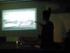 Prednáška o dejinách púchovských mostov na RETRO PARTY 8. 4. 2012