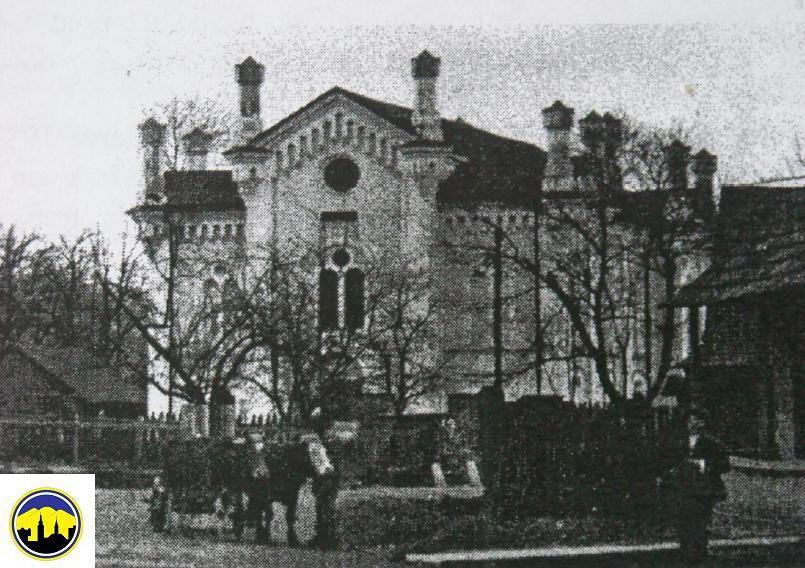 Židovská synagóga v obci Lúky pod Makytou (1872-1945)