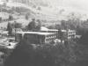 Základná škola v Lazoch pod Makytou tesne pred dokončením v roku 1972