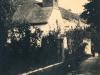 Kostol Božského Srdca Ježišovho, ktorý bol postavený v rokoch 1927-1928 a v súčasnosti patrí pod farnosť Beluša