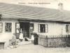 Pohľad na predajňu zmiešaného tovaru Juraja Barteka z roku 1911 v Lysej pod Makytou. Budova na fotografii stále stojí a nájdete ju vedľa Kostola sv. Štefana Uhorského za materskou školou.